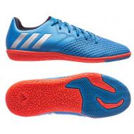 Adidas Messi 16.3 Shock Blue Indoor Junior