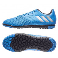 Adidas Messi 16.3 Turf Shock Blue Junior