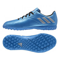 Adidas Messi 16.4 Turf Shock Blue Junior