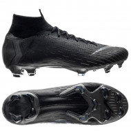 Nike Mercurial Superfly 6 Elite FG Zwart