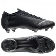 Nike Mercurial Vapor 12 Elite FG Zwart