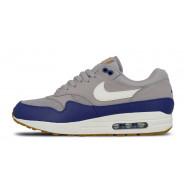 Nike Air Max 1 Grijs Blauw