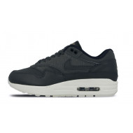 Nike Air Max 1 Premium Antraciet/Zwart