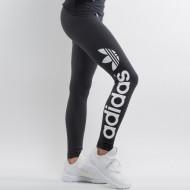 Adidas Linear Legging Dames Zwart