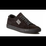 Antony Morato Sneaker Zwart Suede