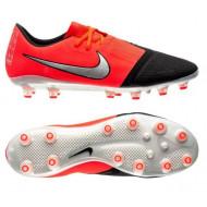Nike Phantom Venom Pro DF AG Voetbalschoenen Roze Zwart