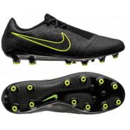 Nike Phantom Venom Elite DF AG Voetbalschoenen Zwart Volt