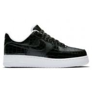 Nike Air Force 1 '07 Dames Zwart