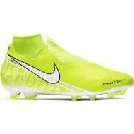 Nike Phantom Vision Pro DF FG Voetbalschoenen Volt