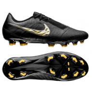 Nike Phantom Venom Elite DF FG Voetbalschoenen Zwart Goud