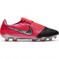 Nike Phantom Venom Elite DF FG Voetbalschoenen Roze Zwart