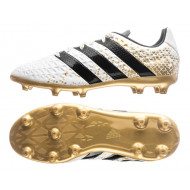 Adidas ACE 16.3 FG Future White Core Black Junior