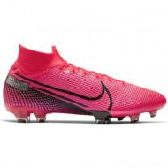 Nike Mercurial Superfly 7 Elite FG Voetbalschoenen Roze