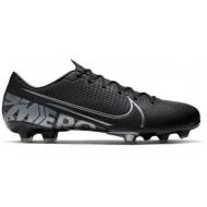 Nike Mercurial Vapor 13 Academy FG Voetbalschoenen Zwart Grijs