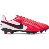 Nike Tiempo Legend 8 Academy FG/MG Roze Zwart Voetbalschoenen