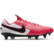 Nike Tiempo Legend 8 Elite SG-Pro AC Roze Zwart Voetbalschoenen