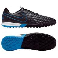 Nike Tiempo Legend 8 Pro Turf Zwart