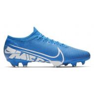 Nike Mercurial Vapor 13 Pro FG Voetbalschoenen Blauw Wit