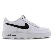 Nike Air Force 1-3 Laag Wit Zwart