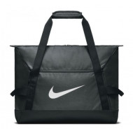 Nike Club Team Voetbaltas Zwart Medium