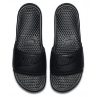 Nike Benassi JDI Slippers - Zwart