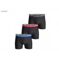 Bjorn Borg 3-Pack Boxershorts - Contrast Solids