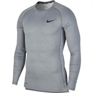 Nike Pro Longsleeve Shirt Grijs