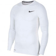 Nike Pro Longsleeve Shirt Wit