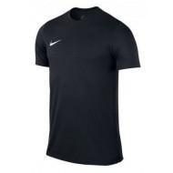 Nike Park VII SS Shirt Heren - Zwart
