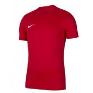 Nike Park VII SS Shirt Heren - Rood