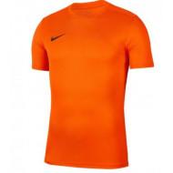 Nike Park VII SS Shirt Heren - Oranje