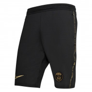 Nike Paris Saint-Germain Trainingsshort 50 Jaar - Zwart Goud
