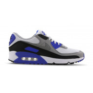 Nike Air Max 90 Heren -  Wit Blauw