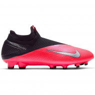 Nike Phantom Vision 2 Elite DF FG Voetbalschoenen Roze