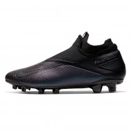 Nike Phantom VSN 2 Pro DF FG Voetbalschoenen Kinetic Black