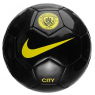 Nike Manchester City Supporters Voetbal Zwart/Geel