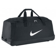 Nike Club Team Rollerbag Trolley Zwart