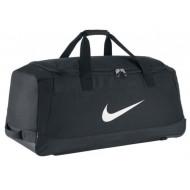 Nike Club Team Rollerbag Trolley Zwart