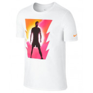 Nike Cristiano Ronaldo CR7 Hero Shirt Wit