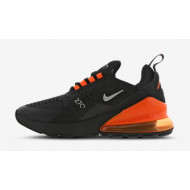 Nike Air Max 270 Black Orange