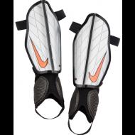 Nike Protegga Flex Scheenbeschermer Silver Black