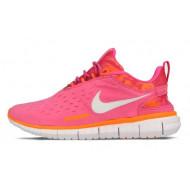 Nike Free OG '14 Dames Pink Pow / White