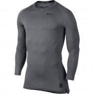 Nike Pro Dri-Fit Compression Longsleeve Shirt Grijs