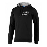Adidas Originals Boot History Hoody Zwart
