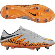 Nike Hypervenom Phinish SG-Pro Grey/Orange