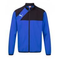 Puma Esquadra Woven Jacket Blauw/Zwart