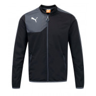 Puma Mestre Walk Out Trainingsjas Zwart