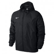 Nike Team Sideline Regenjas Zwart