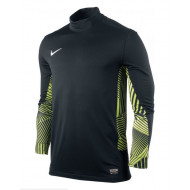 Nike Club Goalie Keepershirt Zwart/Groen