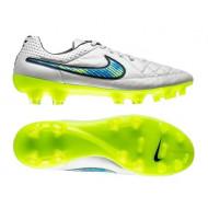 Nike Tiempo legend V FG White Volt